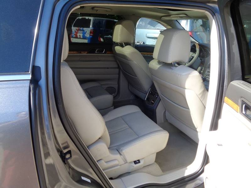 2010 Lincoln MKT AWD EcoBoost 4dr Crossover - Raleigh NC