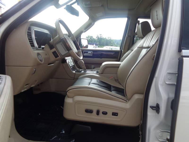2008 Lincoln Navigator L 4dr SUV 4WD - Raleigh NC