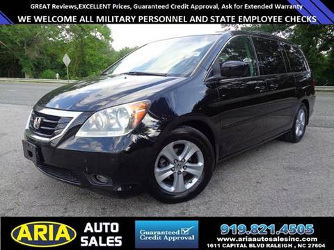 2008 Honda Odyssey for sale at ARIA AUTO SALES in Raleigh NC
