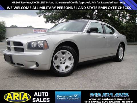 2007 Dodge Charger for sale at ARIA  AUTO  SALES in Raleigh NC