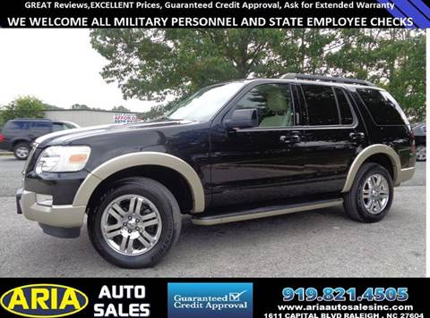 2009 Ford Explorer for sale in Raleigh, NC