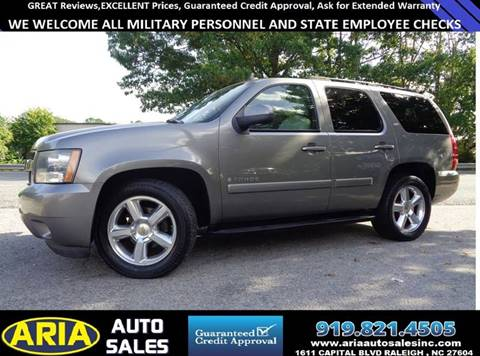 Chevrolet Used Cars financing For Sale Raleigh Aria Auto Sales