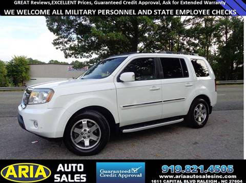 2009 Honda Pilot for sale in Raleigh, NC