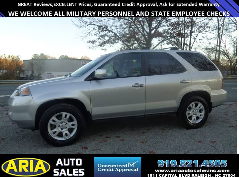 Acura Mdx AWD Touring Dr SUV In Raleigh NC Aria Auto Sales - Acura extended warranty cost