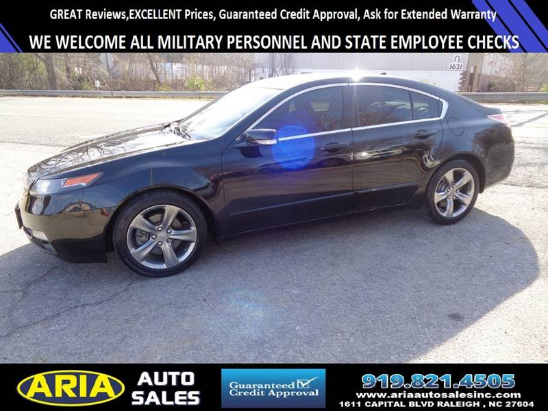 Acura Tl SHAWD Dr Sedan A WTechnology Package In Raleigh - Acura extended warranty cost