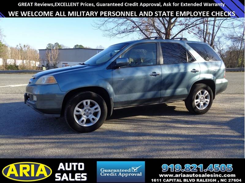 Acura Mdx AWD Touring Dr SUV WNavi In Raleigh NC Aria - Acura extended warranty cost