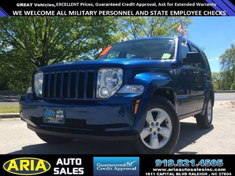 2009 Jeep Liberty for sale in Raleigh, NC