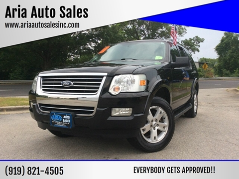 2009 Ford Explorer for sale at ARIA AUTO SALES in Raleigh NC