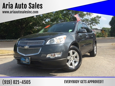 2011 Chevrolet Traverse for sale at ARIA AUTO SALES in Raleigh NC