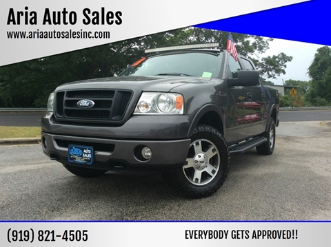 2007 Ford F-150 for sale at ARIA AUTO SALES in Raleigh NC