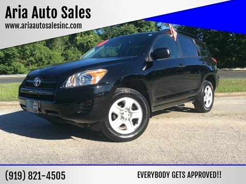 2010 Toyota RAV4 for sale at ARIA AUTO SALES in Raleigh NC