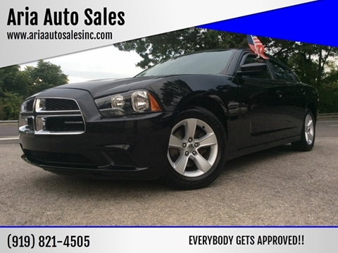 2011 Dodge Charger for sale at ARIA AUTO SALES in Raleigh NC