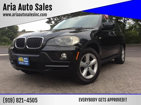 2007 BMW X5 for sale at ARIA AUTO SALES in Raleigh NC