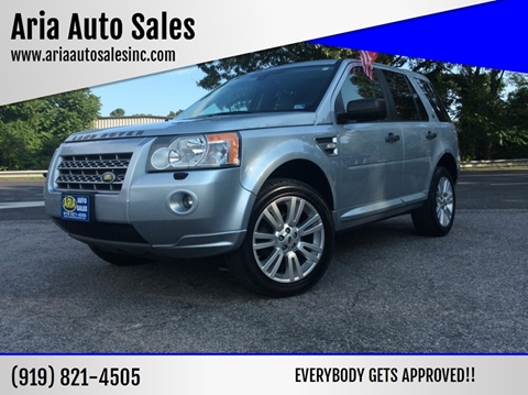 2010 Land Rover LR2 for sale at ARIA AUTO SALES in Raleigh NC