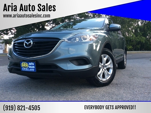 2013 Mazda CX-9 for sale at ARIA AUTO SALES in Raleigh NC