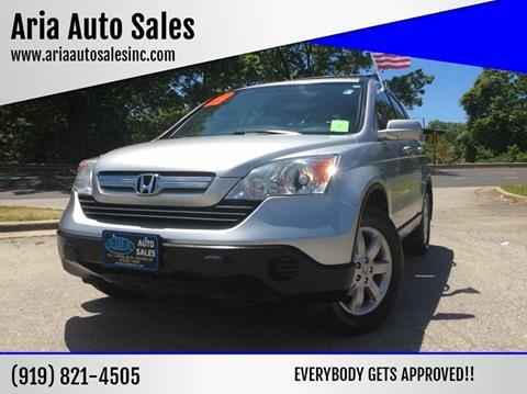 2009 Honda CR-V for sale at ARIA AUTO SALES in Raleigh NC