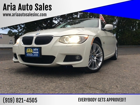 2011 BMW 3 Series for sale at ARIA AUTO SALES in Raleigh NC