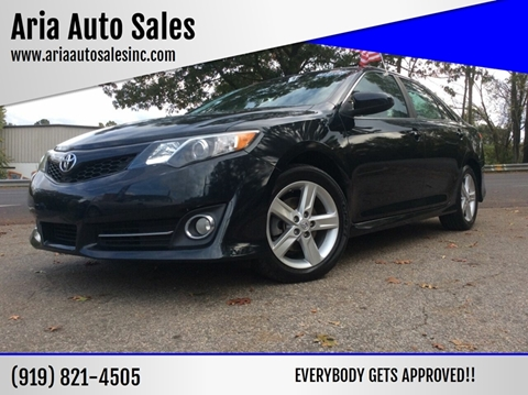 2014 Toyota Camry for sale at ARIA AUTO SALES in Raleigh NC