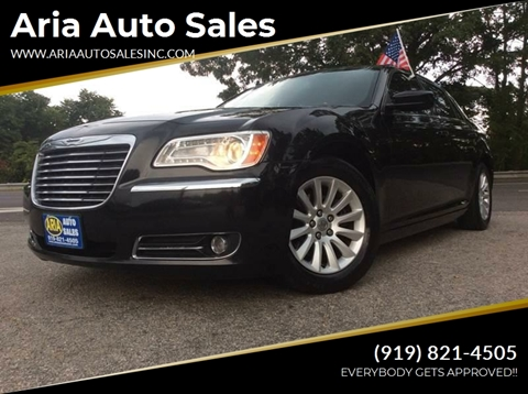 2013 Chrysler 300 for sale at ARIA AUTO SALES in Raleigh NC