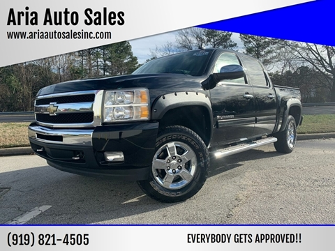 2011 Chevrolet Silverado 1500 for sale at ARIA AUTO SALES in Raleigh NC