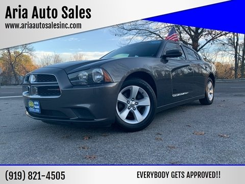 2014 Dodge Charger for sale at ARIA AUTO SALES in Raleigh NC