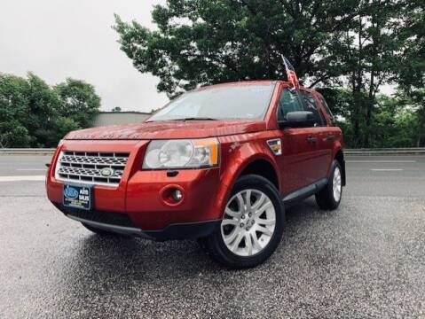 2008 Land Rover LR2 for sale at ARIA AUTO SALES in Raleigh NC