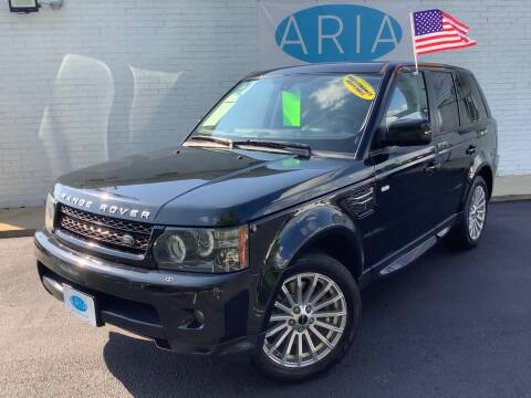 2012 Land Rover Range Rover Sport for sale at ARIA AUTO SALES in Raleigh NC