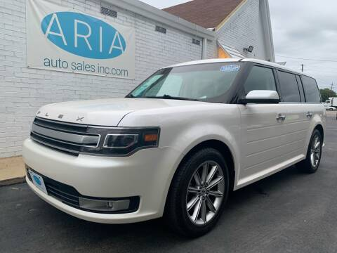 2013 Ford Flex for sale at ARIA AUTO SALES INC.COM in Raleigh NC