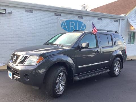 2011 Nissan Pathfinder for sale at ARIA AUTO SALES in Raleigh NC