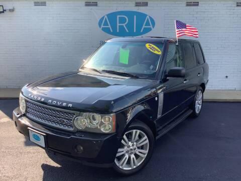 2009 Land Rover Range Rover for sale at ARIA AUTO SALES INC.COM in Raleigh NC