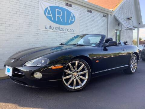 2006 Jaguar XK-Series for sale at ARIA AUTO SALES INC.COM in Raleigh NC