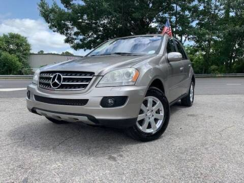 2007 Mercedes-Benz M-Class for sale at ARIA AUTO SALES in Raleigh NC