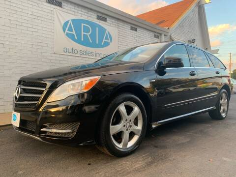 2012 Mercedes-Benz R-Class for sale at ARIA AUTO SALES INC.COM in Raleigh NC