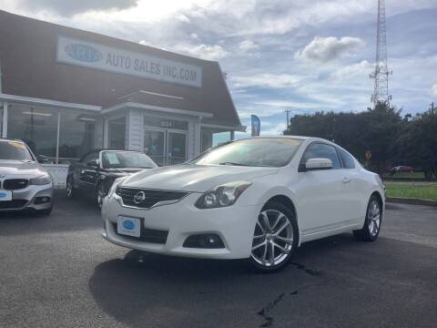 2012 Nissan Altima for sale at ARIA AUTO SALES in Raleigh NC