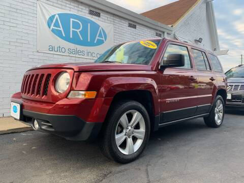 2014 Jeep Patriot for sale at ARIA AUTO SALES in Raleigh NC
