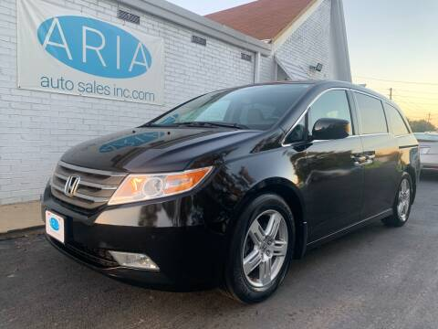 2013 Honda Odyssey for sale at ARIA AUTO SALES in Raleigh NC