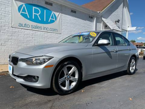 2013 BMW 3 Series for sale at ARIA AUTO SALES in Raleigh NC