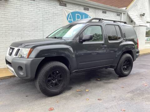 2014 Nissan Xterra for sale at ARIA AUTO SALES in Raleigh NC