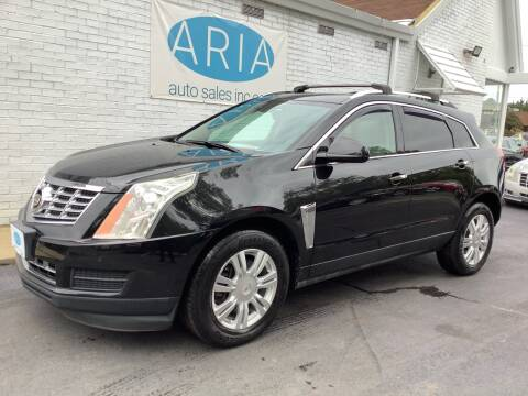 2014 Cadillac SRX for sale at ARIA AUTO SALES in Raleigh NC