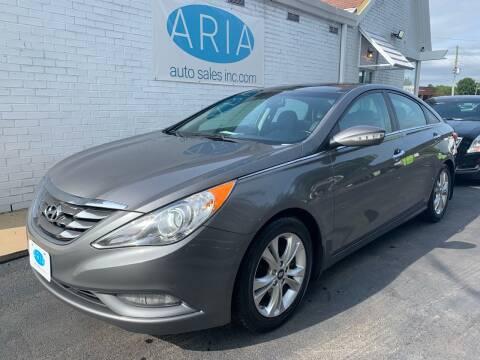 2011 Hyundai Sonata for sale at ARIA AUTO SALES INC.COM in Raleigh NC