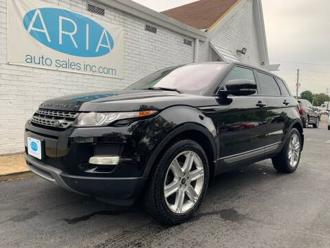 2013 Land Rover Range Rover Evoque for sale at ARIA AUTO SALES INC.COM in Raleigh NC
