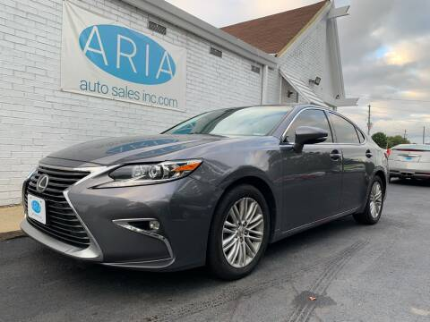 2016 Lexus ES 350 for sale at ARIA AUTO SALES in Raleigh NC