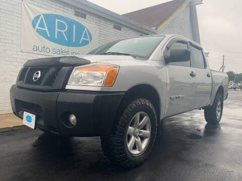 2011 Nissan Titan for sale at ARIA AUTO SALES INC.COM in Raleigh NC