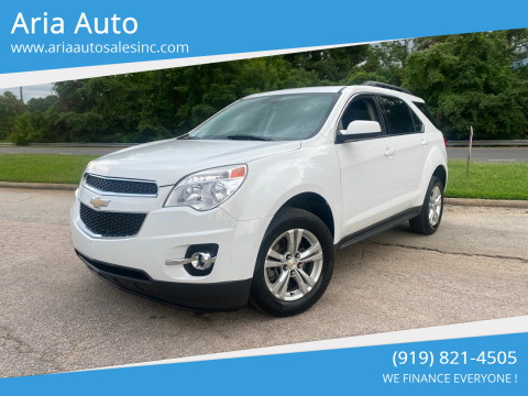 2015 Chevrolet Equinox for sale at ARIA AUTO SALES in Raleigh NC