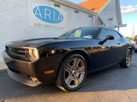 2010 Dodge Challenger for sale at ARIA AUTO SALES in Raleigh NC