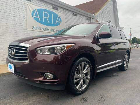 2014 Infiniti QX60 for sale at ARIA AUTO SALES in Raleigh NC