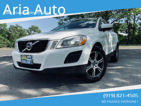 2011 Volvo XC60 for sale at ARIA AUTO SALES in Raleigh NC