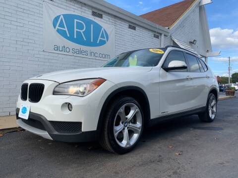 2013 BMW X1 for sale at ARIA AUTO SALES in Raleigh NC