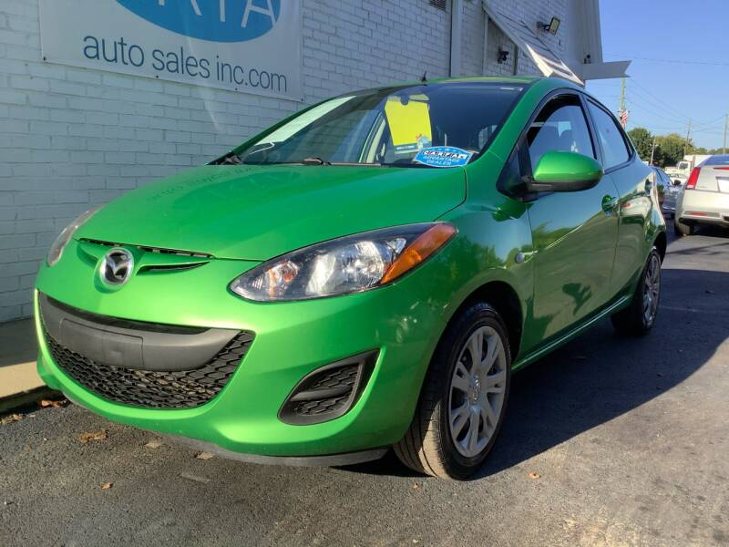 2013 Mazda MAZDA2 for sale at ARIA AUTO SALES in Raleigh NC