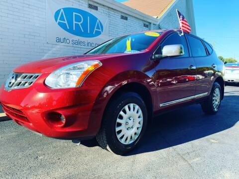 2011 Nissan Rogue for sale at ARIA AUTO SALES in Raleigh NC